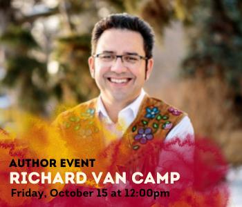 Author Event with Richard Van Camp